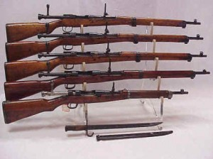 History of the Rifle