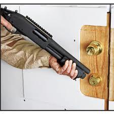 Shotgun Breaching