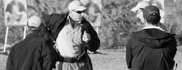 Tactical Handgun Six – Protective Skills and Incapacitation