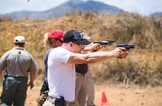 Tactical Pistol Training Day 1