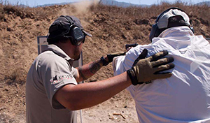 Firearms Training Pistol Courses 001