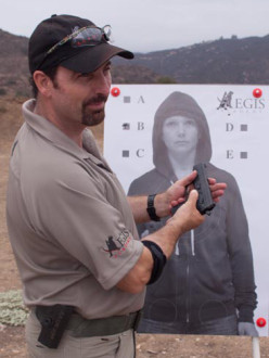 Patrick Henry - Aegis Academy Firearms Instructor