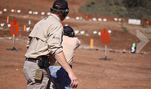 Pistol Three Advanced Handgun Training