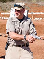 Howard Hall - Range Master at Aegis Academy