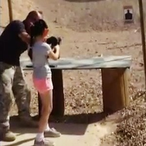 A nine-year-old girl shot the instructor in Arizona at a shooting range