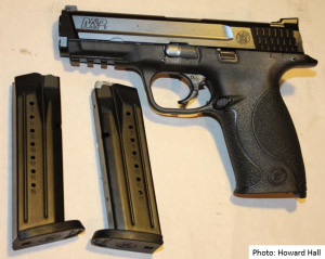 Smith and Wesson M&P 9mm Pistol Gun Review