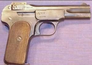 Browning M-1900