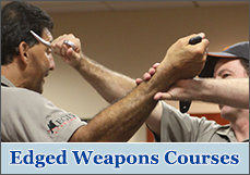 Edged Weapons & Unarmed Defense Course
