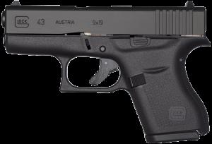 Glock43 Singlestack 9mm