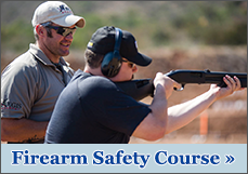 Firearms Safety Training and Familiarization Course
