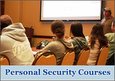 Personal Security Courses