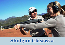 Shotgun Training Classes