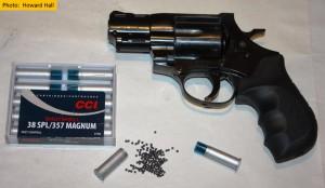 Shotshells in Revolvers